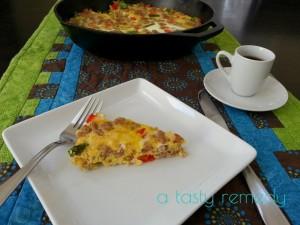 Simple Breakfast Skillet