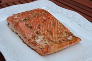 Dijon – Orange Glazed Salmon
