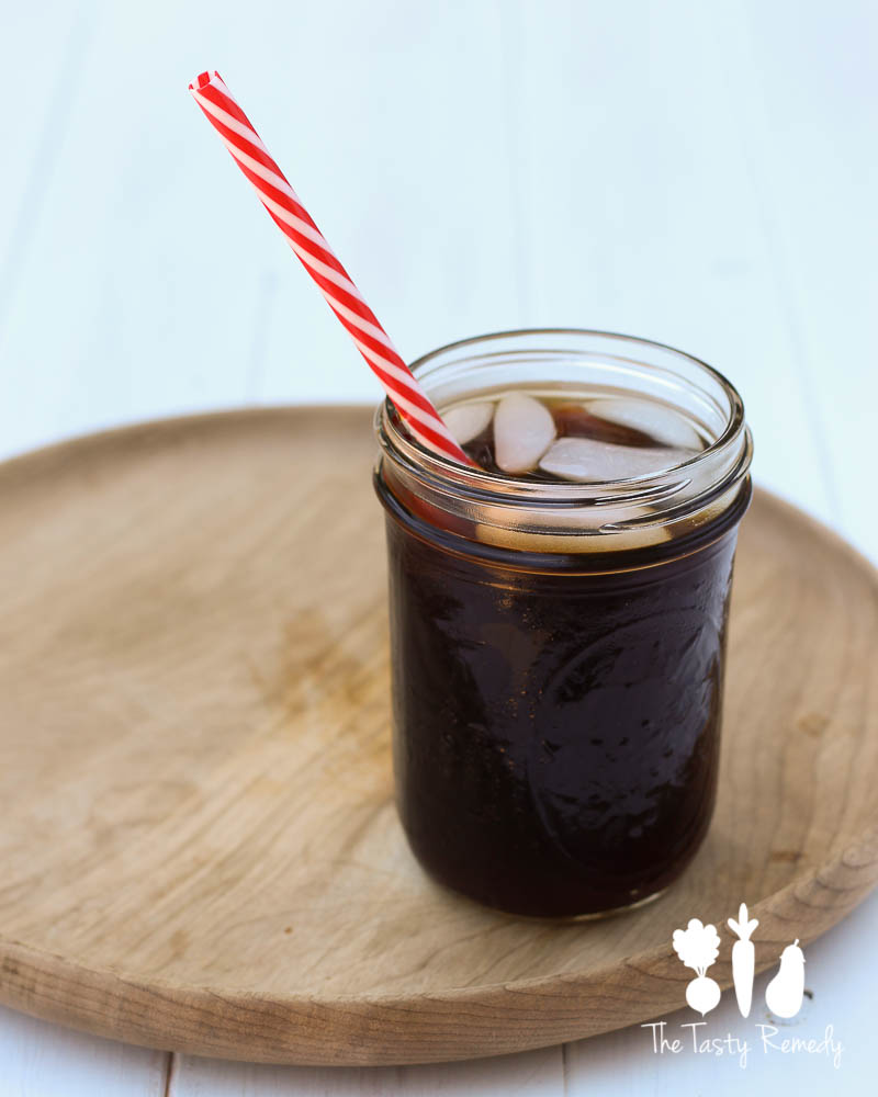 How to Make Cold Brew Coffee | thetastyremedy.com
