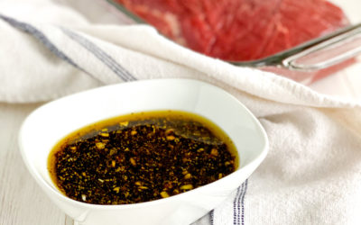 My Go-To Beef Marinade